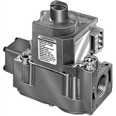 Honeywell VR8304P4330 24V Step Opening Intermittent Pilot Liquid Propane Gas Valve