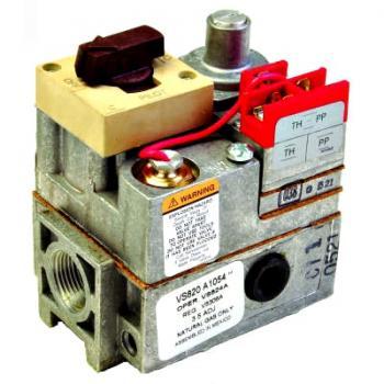Honeywell VS820A1088 Combination Universal Millivolt Gas Valve 3/4