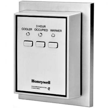 Honeywell T7147A1002 Remote Sensor and Override Module