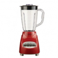 Brentwood BTWJB220R 12-Speed Pulse Electric Blender with Plastic Jar 50-Ounce ( Red )