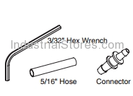 White-Rodgers F92-1003 Adapter Kit for 36G Gas Valves