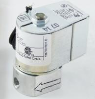 Honeywell V4046B1007 120V 1/8 150psi Normally Closed Oil Valve
