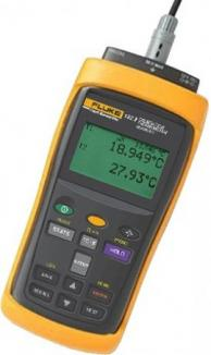 Fluke 1523-P2 Reference Thermometer 5628 PRT Bundle