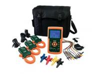 Extech 382100 Three-Phase Power Analyzer/Datalogger, 1200A