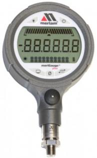 Meriam MPG7000 Plus Digital Pressure Gauge, 0-100 PSIG