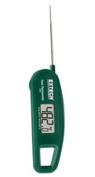 Extech TM55 Food Thermometer, Fold-Up Pocket Sized, NSF Certified