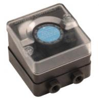 "Antunes 8281003050 Air Pressure Switch Horizontal Mount with 1/8"" NPT 1-20"" W.C."