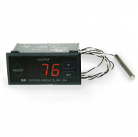 Control Products TC-110D24-R Dual Stage Temperature Controller