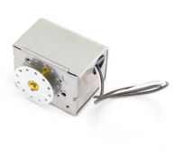 Erie 0453L0034EA65 Light Duty 2-Way Spring Return Damper Actuator Linkage Drive Counter-Clockwise Rotation 24 V 50/60 Hz