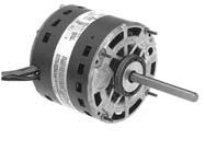 Genteq 3389 Motor 3/4Hp 115V 1075 RPM Reversible Rotation