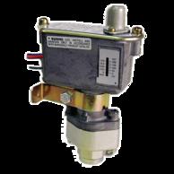 Barksdale Products C9612-2 Visual Indicating Sealed Piston Switch Single Setpoint 125-1500 PSI
