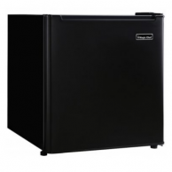 Magic Chef MCPMCR170BE Manual Defrost Refrigerator 1.7 Cubic-Ft
