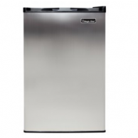 Magic Chef MCPMCUF3S2 Upright Freezer 3 Cubic-Ft