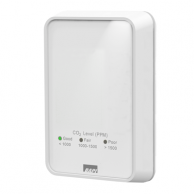 BAPI BA/AQP CO2 Room Sensor with BAPI-Stat Quantum Prime Enclosure